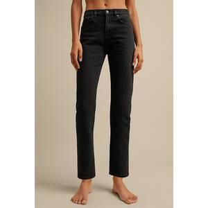 Bilde av Jeanerica Classic Jeans Used Black